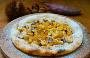 栗とサツマイモのピッツァ004