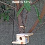 birdhouse modern1