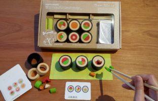 巻け巻け巻き寿司